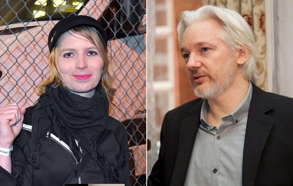 Defend Assange and Manning