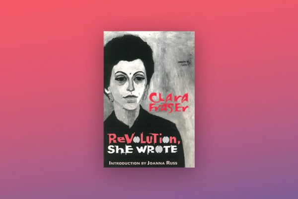 Book cover for Revolution, She Wrote