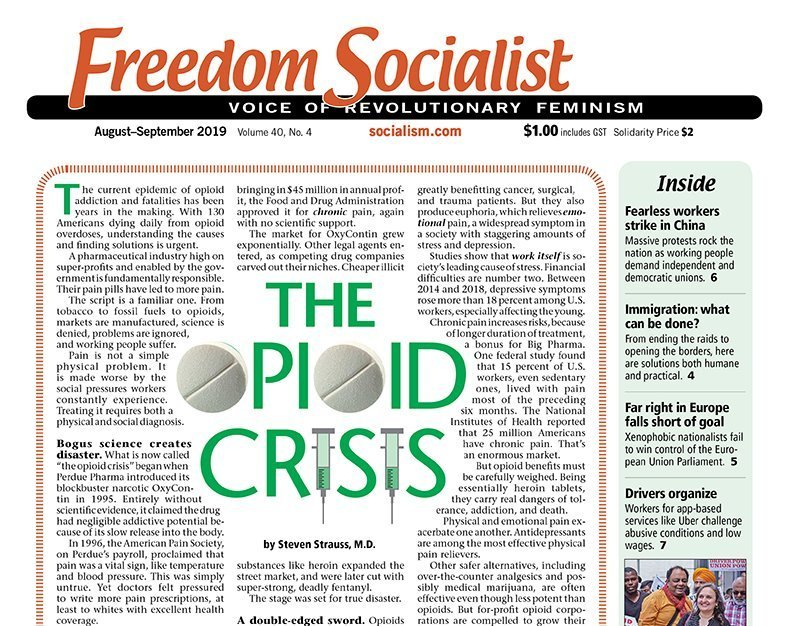 Freedom Socialist Party - Revolutionary feminism in action