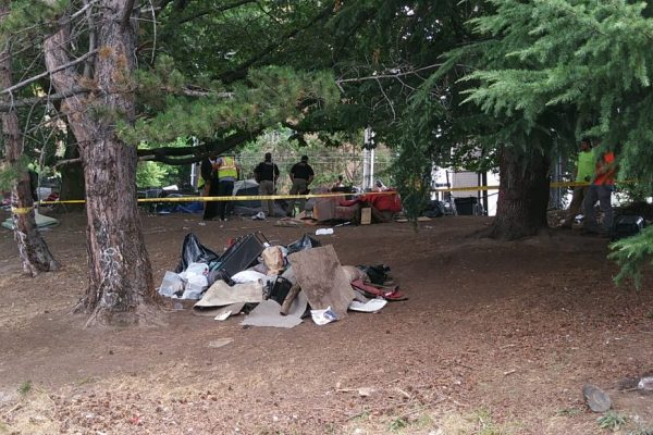 End Seattle's inhumane sweeps of homeless camps!