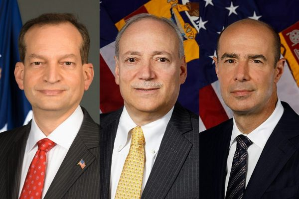 Trump's picks for Secretary of Labor