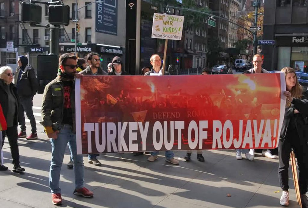 Imperialist rivalry fans flames of war and genocide in Syria