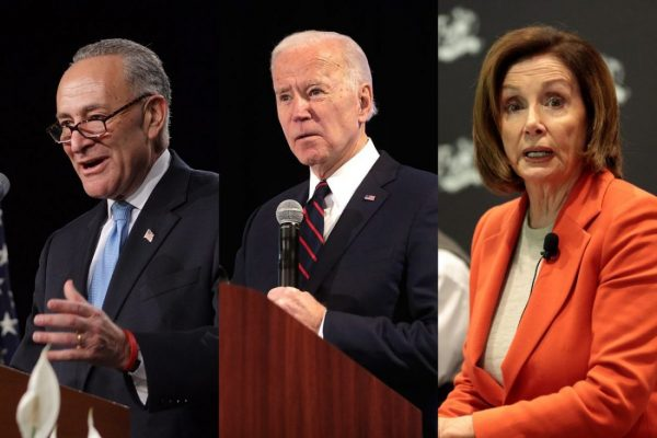 Double-dealing as usual for Democratic Party