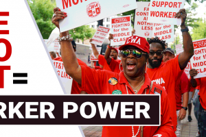 Tell Congress: Put Power in the Hands of Workers. Support the PRO Act.