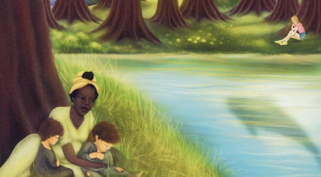 An unflinching fable about slavery and race