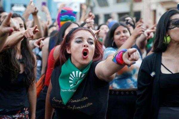 8M 2020: La Lucha Feminista es Internacional