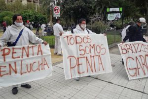 In Argentina: quarantine, poverty, and repression