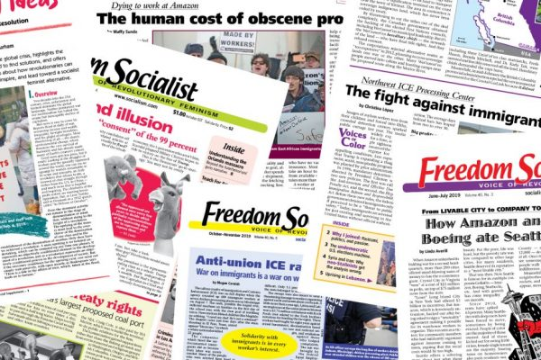 A crucial time for the free press