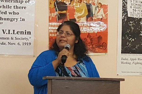 FSP speaks to all of me as a working-class Chicana