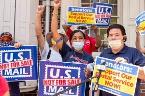 In defense of the US Postal Service