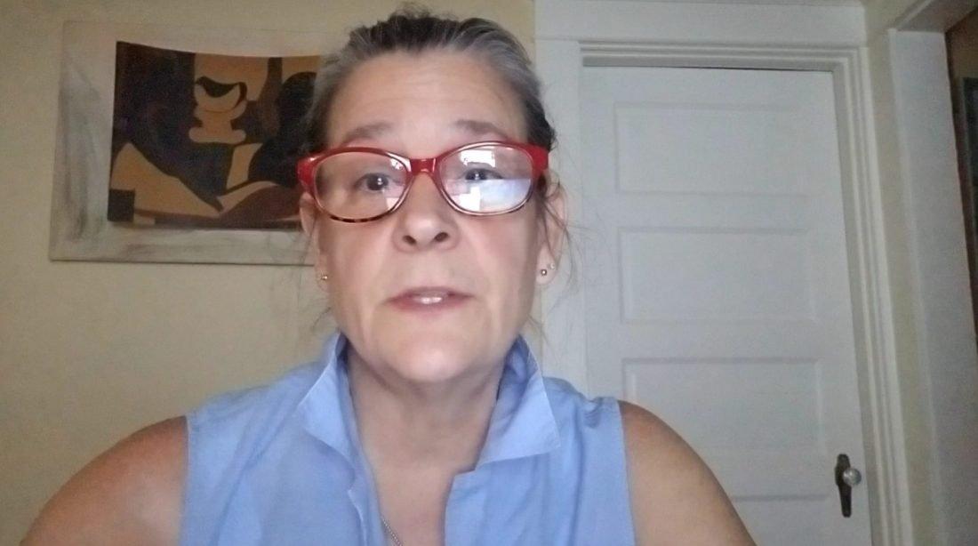 FSP member Jordana Sardo