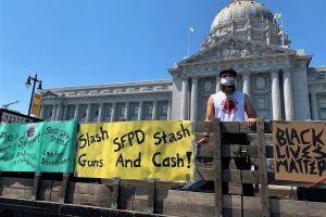 """Defund the police"" — What does it mean and where does the fight stand?"