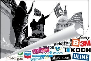 The billionaire backers of the attack on Congress