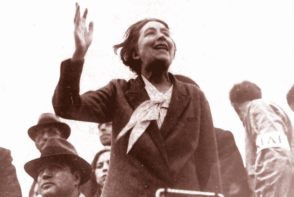 Sylvia Pankhurst — pioneer feminist firebrand