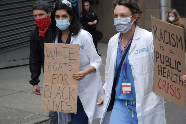 US medical racism