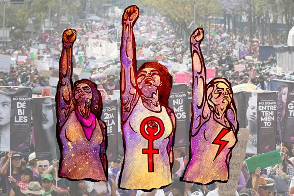 Women Rise Up Globally Against Femicide: International Women's Day Celebration
