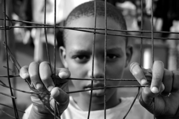 Kids in prison for life, no way