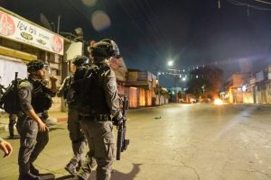 Palestinians rise up in self-defense