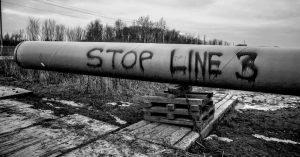 Resist the Line 3 tar sands oil pipeline June 5-8