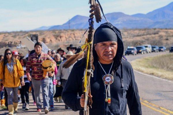 San Carlos Apache defend public land