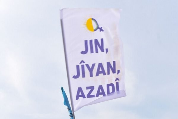 Freedom for Xewla Mihemed Hesen, Ciwana Edulbaqi, and Seyran Hesen!