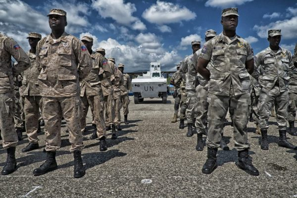 Core Group and imperialism out of Haiti