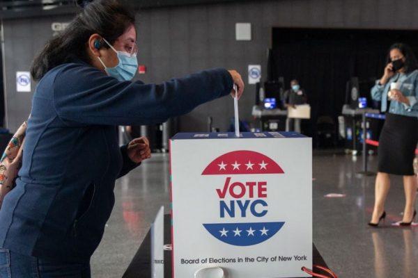 Socialist Feminist Ballot Recommendations for the November 2, 2021 New York City Election